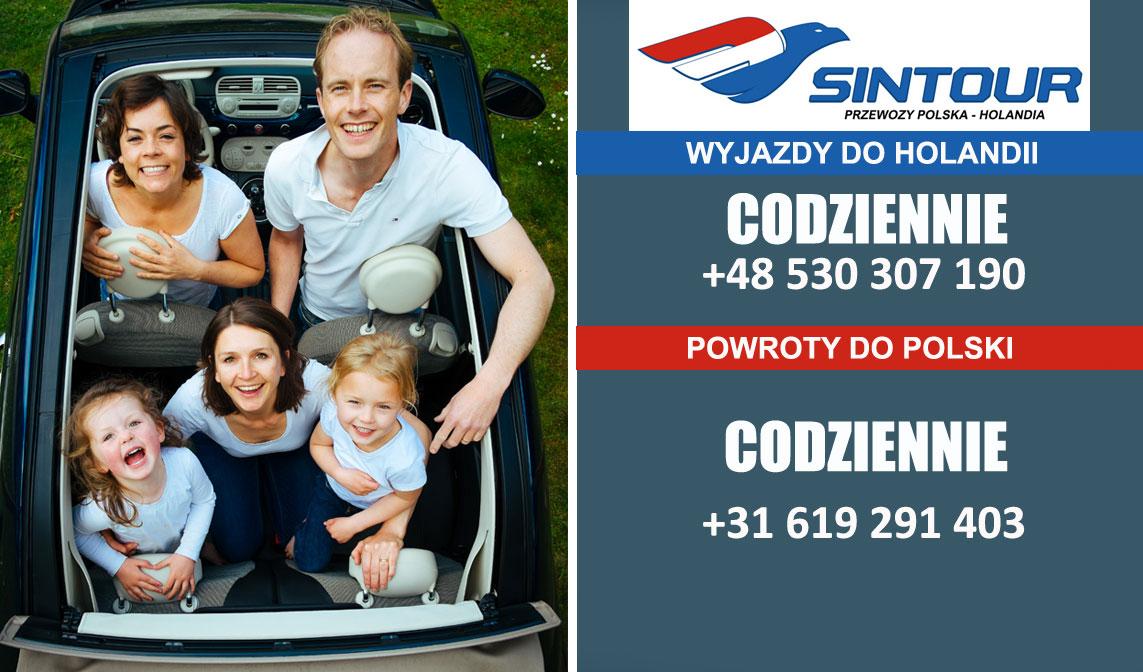dni wyjazdow z polski do holandii radom kielce