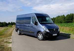 Po naszych klientów podjeżdżają wyłącznie prezentowane busy, nie jeździmy do Holandii starymi modelami.